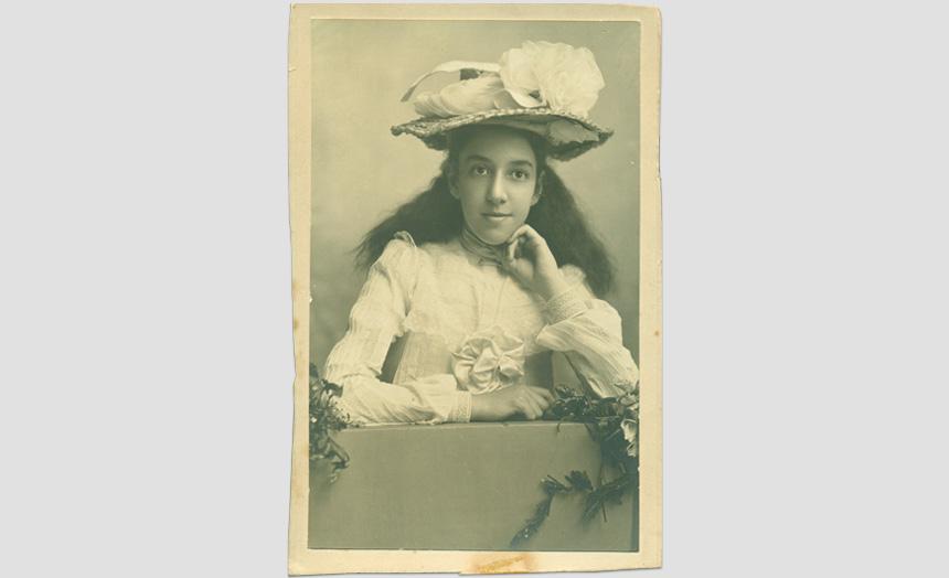 Dorothy Theomin.